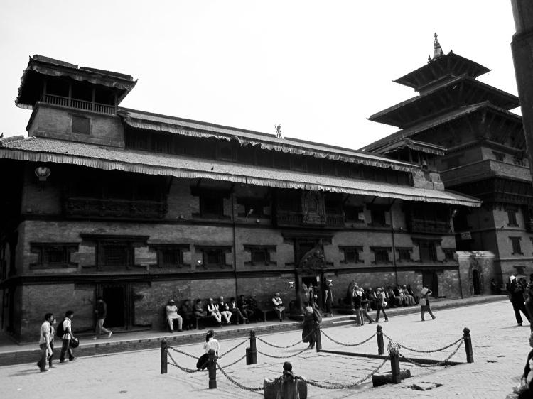 Historical Palaces of kathmandu