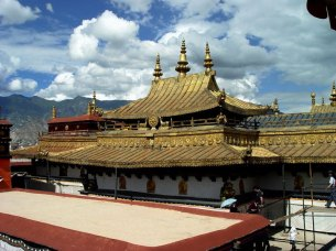Jokhang Monastery, Lhasa