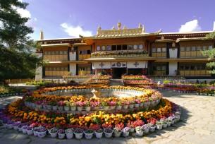 Norbulingka Palace, Lhasa