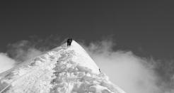 Majestic summit