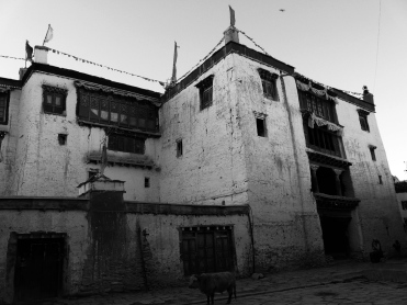 palace of jigme dorje lo manthang