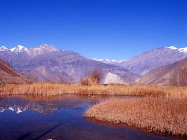 Jharkot Annapurna region