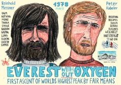 Messner habeler doodle