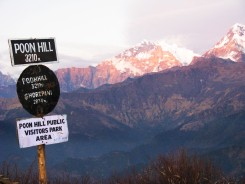 poon hill kaski district