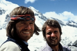 Messner and Peter habeler