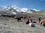 Cho Oyu Base Camp