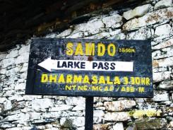 Larke La Pass