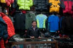 A local outfitter in Thamel