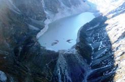 Tsho Rolpo Glacial Lake
