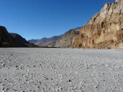 mustang rain shadow region of nepal