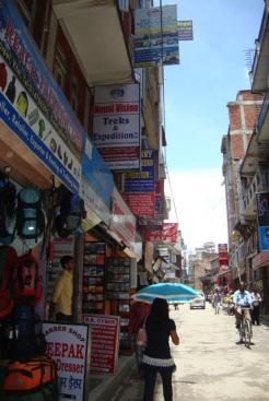 Nepal Vision Treks Office, Kathmandu