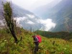 Descending to Tapethok