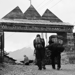 Annapurna Circuit Trek Map Cost And Other Essentials