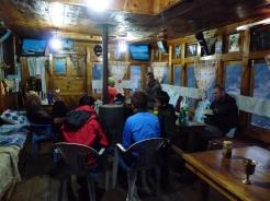 Tea house at jiri