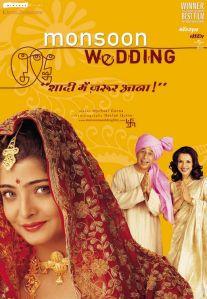 Monsoon Wedding Poster