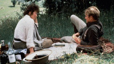 Scene from Out of Africa