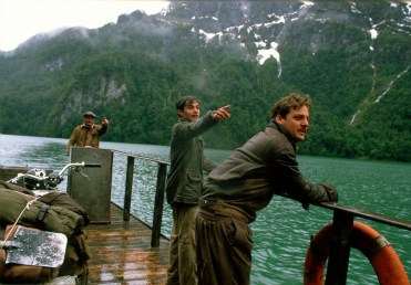 Scene from The Motorcycle Diaries