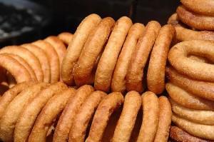 Sel Roti, un manjar de Nepal comido durante ocasiones auspiciosas