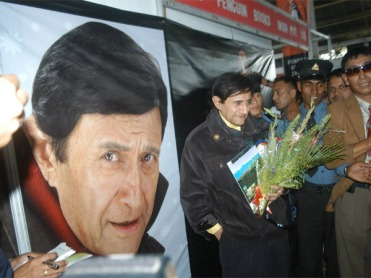 Dev Anand in nepal