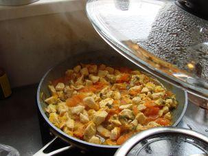 Jasha Maroo is one of the national dishes of Bhutan