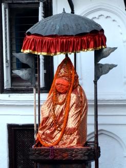 Statue of Hanuman Kathmandu Durbar Square