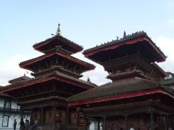 Vishnupur and Indrapur temples Kathmandu