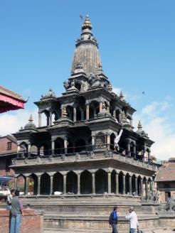 Krishna Temple of Mangal Bazaar, Lalitpur