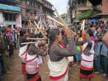 Newari Cultural dance