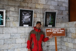 Ram in Khumbu