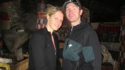 Robert Gropel and Marisa Strydom