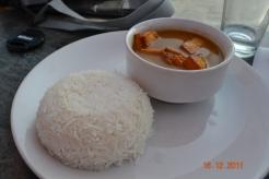 Rice wit Paneer