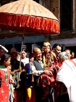 Kumari Devi Living Goddess