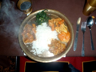 Thakali Khana, an indigenous food of Nepal