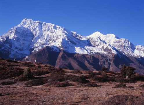 Annapurna-IV and Annapurna-II