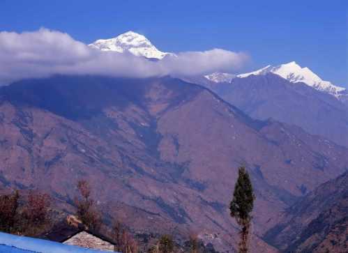 Chiltre, Around Annapurna Region