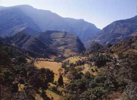 Jagat Around Annapurna Region