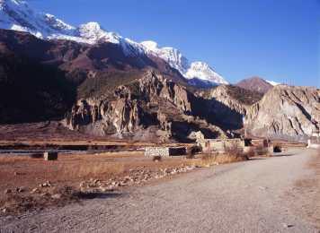 Manang Around Annapurna Region