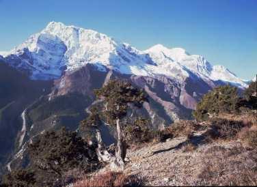 Mt-Annapurna II 7937m