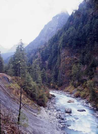 Kone Khola Around Annapurna Region