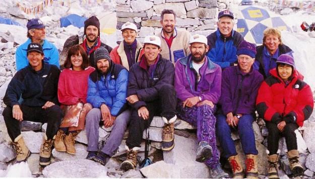 The Rob Hall Team