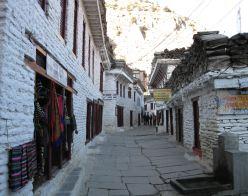 Streets of marpha