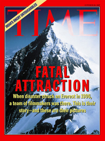 1996's Everest Disaster! (Reliving the Mountain's Greatest Tragedy ...