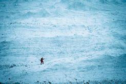 Nobukazu Kuriki in khumbu ice fall