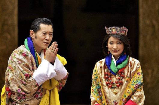 Bhutanese Royals