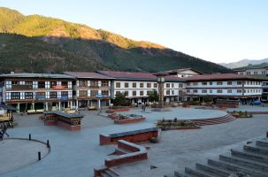 Clock Tower Square, Thimpu