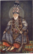 Portrait of Akbar the Great