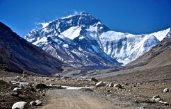 North Everest Base Camp Tibet