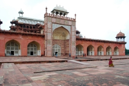 Tomb of Mughal Emperor, Akbar the Great