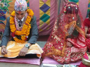 Newari marriage