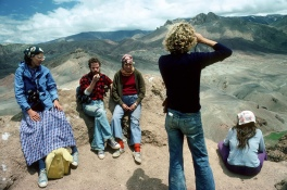 Kabul was a popular stop at Hippie trail